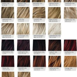 barvna karta haircolor