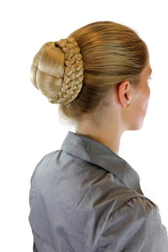 frizura lasna figa - Svečane pričeske - figa, čop, paž in lasni dodatki