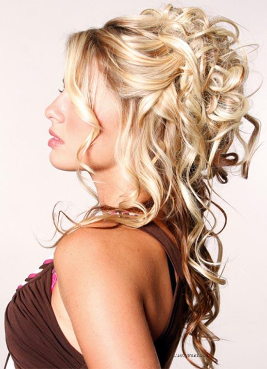 frizura za novo leto 2 - Medicinske lasulje: rešitev za izpadanje las
