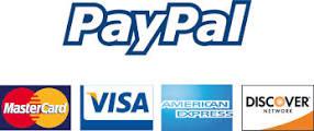 logo paypal - Način plačila
