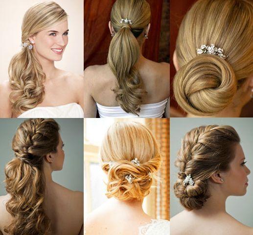 svecane frizure - Lasni podaljški: pravi lasje ali sintetični materiali