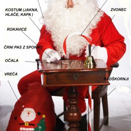 božični 12 delni komplet