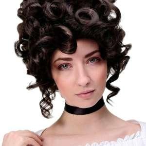 baročna lasulja visoka
