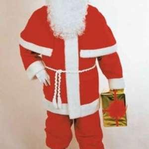 21200 1 300x300 - Božičkov kostum z ogrnjalom obleka in pas  OB-21200