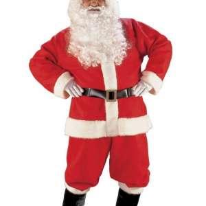 PB W1546S 1 300x300 - Božiček obleka kostum Sv.nikolaj delux  z  lasuljo PB-W1546S