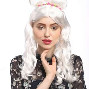VK 31797 1 300x300 - Božična lasulja za božičko z rožico  VK-31797