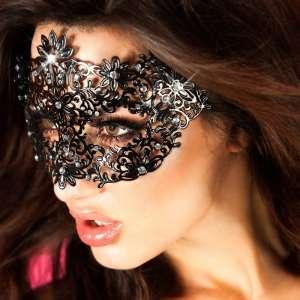 5902014018635 300x300 - Karneval dodatki -  Chilirose misterična krinka maska za oči CR3701