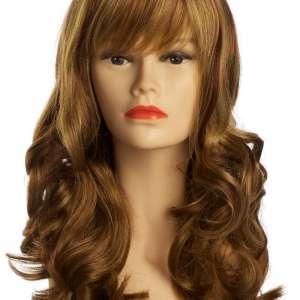 149 RS29VORN 300x300 - Lasulja dolga rjavo blond kodrasta  Ginger  PER-149-RS-29