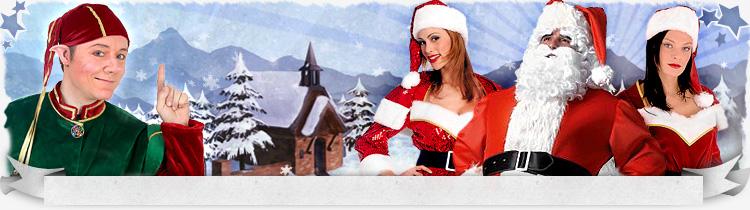 božični seksi kostumi