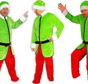 PU SKRAT 300x287 -  Elf škrat pomočnik kostum moški PU-SKRAT