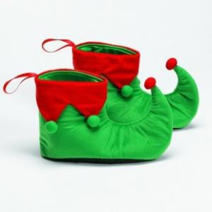 PU SKRATCEVELJ 300x300 - Elf škrat kostum čevljčki  PU-SKRATCEVELJ