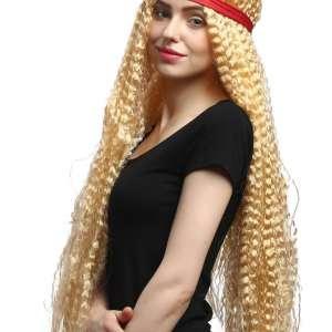 vk 4260451456108 300x300 - Barvna lasulja blond hippi stil VK-90783