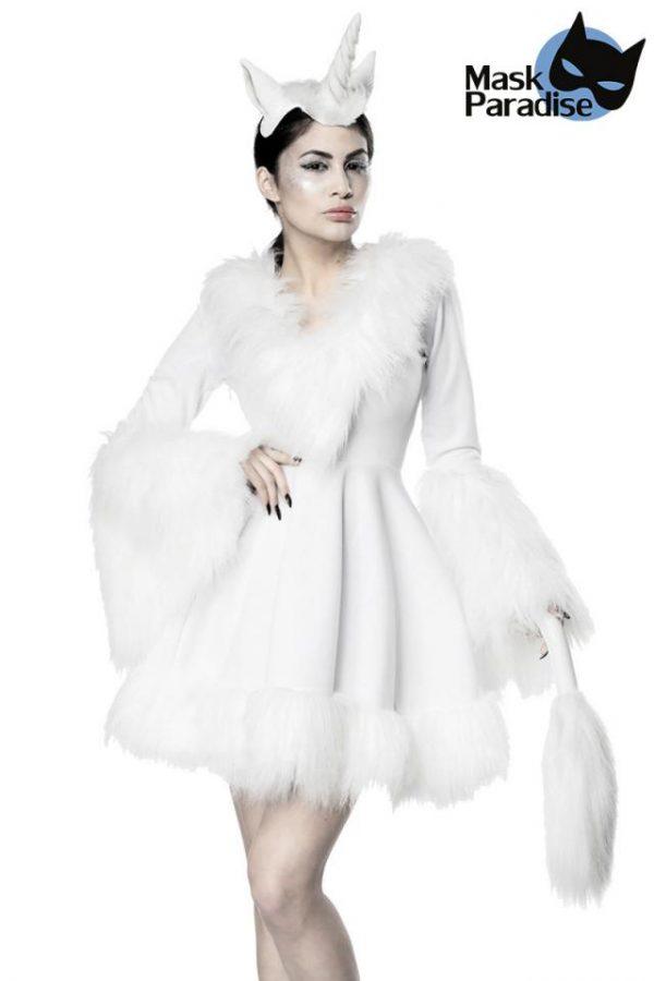 80060 014 XXX 00 600x900 - Božični kostum Glamour Unicorn  AX-80060
