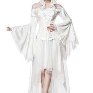 80077 014 XXX 00 300x300 - Božična obleka  Elf Kraljica  komplet AX-80077