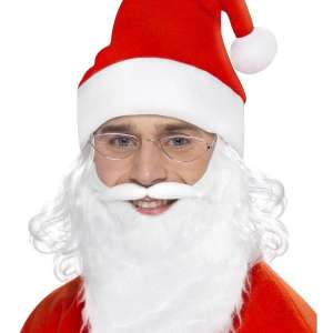 pb 21602 bozicek set 300x300 - Božiček set brada, kapa, brki, očala PB-23505