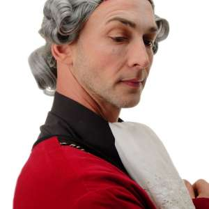 VK H2588 1461 01 BAROCNA LASULJA 300x300 - Pustna moška lasulja baročna Lord VK-F2588