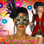 bazar banner karneval2 150x150 - Kurenti in maškare v  pustnih lasuljah