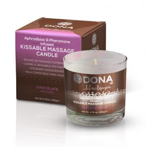 E26846 300x300 - Dona - Kissable Masažna sveča Chocolate Mousse 22
