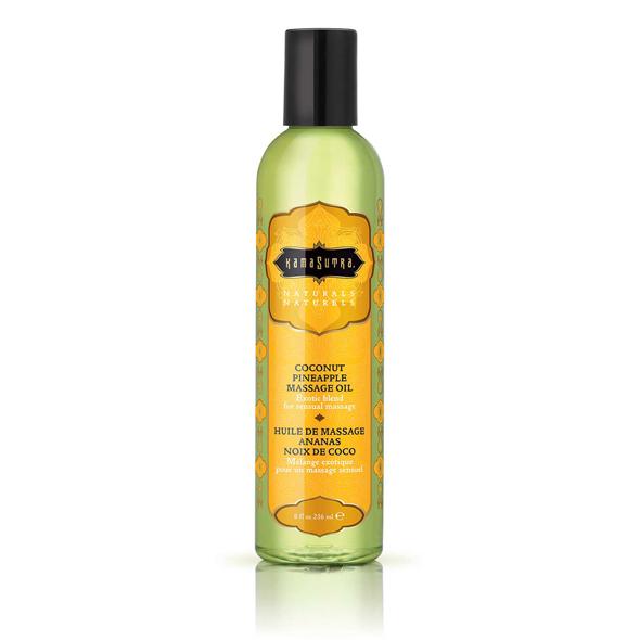E26912 - Kama Sutra - Naturals Masažno olje Coconut