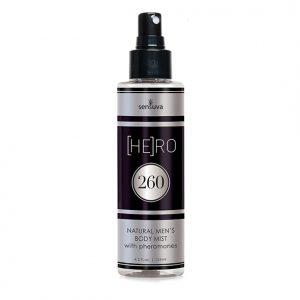 E27497 300x300 - Sensuva - HE(RO) 260 Moški Pheromone Body Mist 125 ml