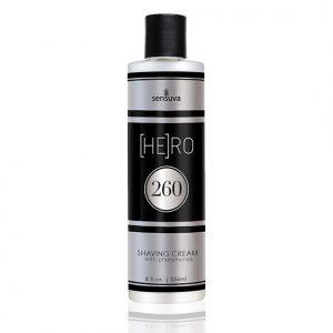 E27498 300x300 - Sensuva - HE(RO) 260 Moški Pheromone Shave Cream 236 ml