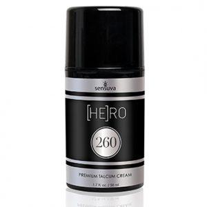 E27499 300x300 - Sensuva - HE(RO) 260 Talcum Cream For Moški 50 ml