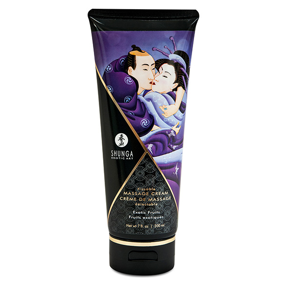 E27675 - Shunga - Massage Cream Exotic 200 ml