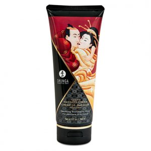 E27676 300x300 - Shunga - Massage Cream Strawberry 200 ml
