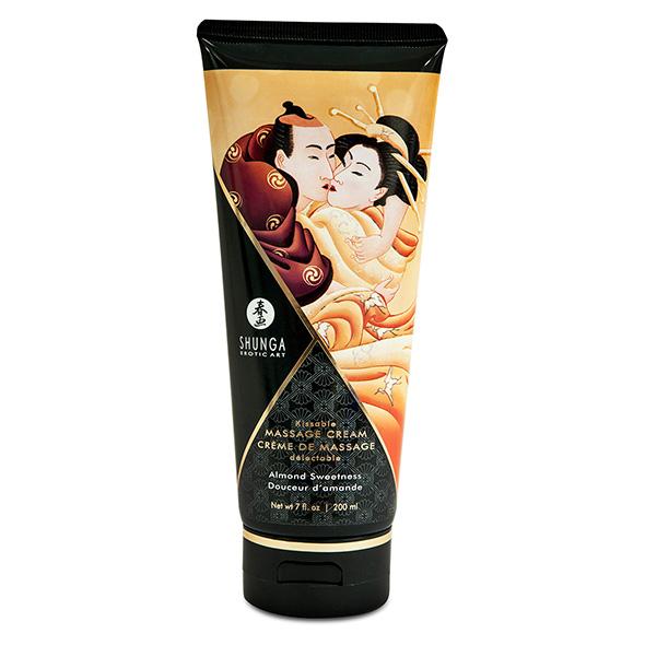E27679 600x600 - Shunga - Massage Cream Almond 200 ml