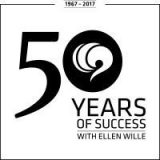 logo ellen wille 50th anniversary 160x160 - Ellen Wille Expert Care  sprej lak za lasulje in nego las Hairspray