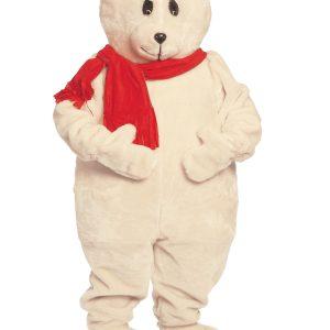 144004 300x300 - Božična maskota Beli severni polarni medved