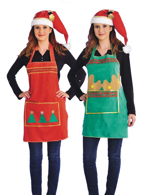 471041 600x829 - Božični dodatki predpastnik 2 kom rdeč in zelen