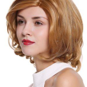 VK N117 DW 2550A LF 26L22T 02 300x300 - Kratka valovita lasulja delni mono blond VK-2550A-MT