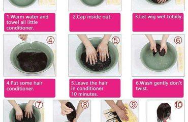 pranje lasuje